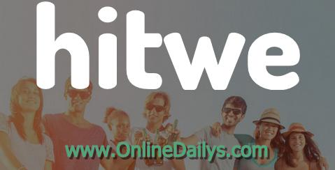 HitWe online free dating website