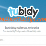 Download Tubidy Free MP3 Songs – Tubidy Music Videos