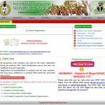 NYSC Call-Up Letter Batch A 2016 Stream 2 Printing Portal