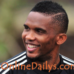 Samuel Eto'o Net Worth in 2015