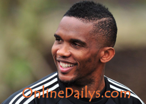 Samuel Eto'o Net Worth in 2015 - image