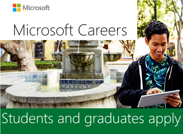 Apply Microsoft Career Internships