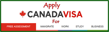 Canada Visa Lottery Online Application Form