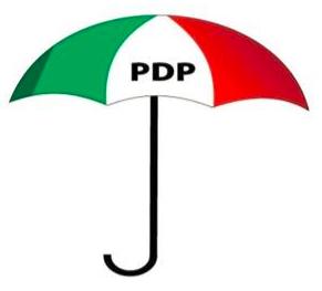 PDP's New Slogan logo