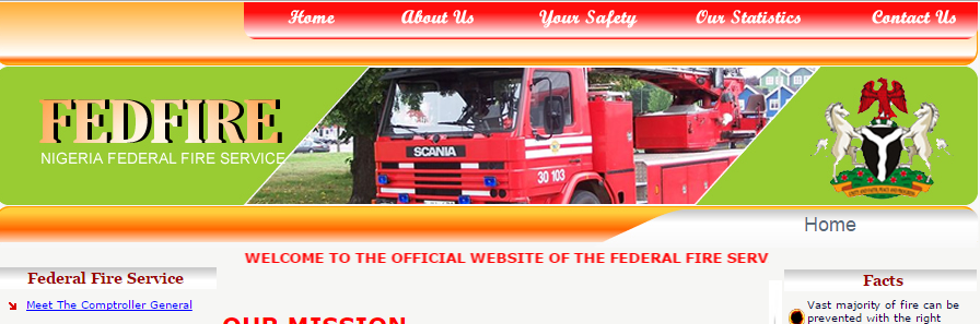 Federal Fire Service