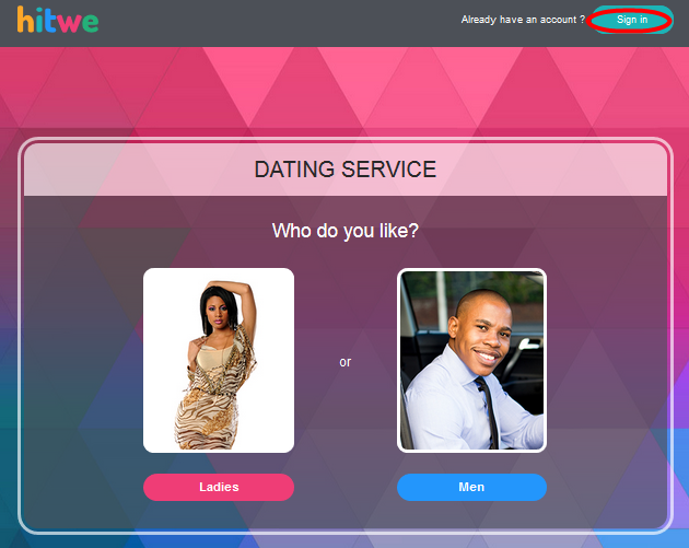 How to start up an online dating site