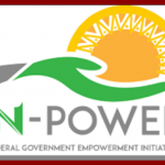 N-Power Online Job Application Portal @ NPower.gov.ng | Graduates & Non-graduates
