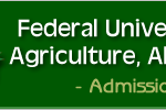 FUNAAB 2016/2017 Pre-Admission Screening Date & Form