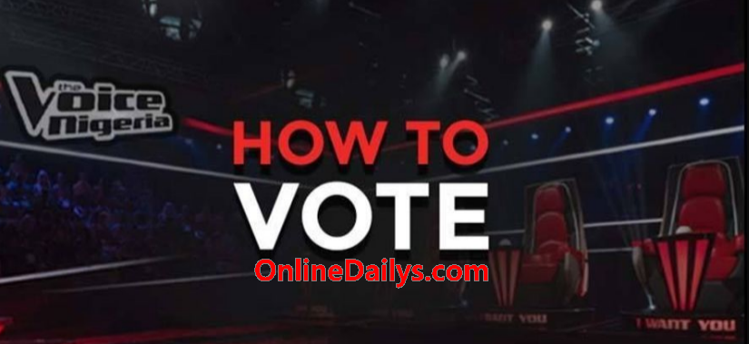 The Voice Vote Code For Mtn Archives Online Dailys
