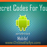 Full List of Android Secret Codes, Tips & How to Apply it