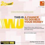 GTBank Western Union Double Funds Promo 2016