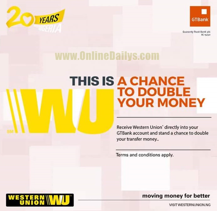 Western union discount coupon