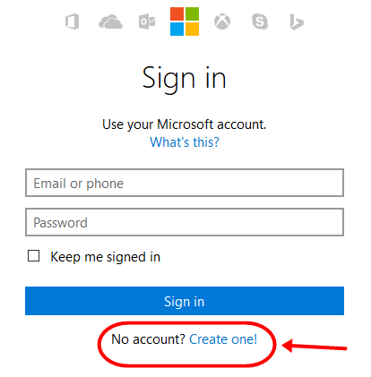 Email Msn Hotmail Login