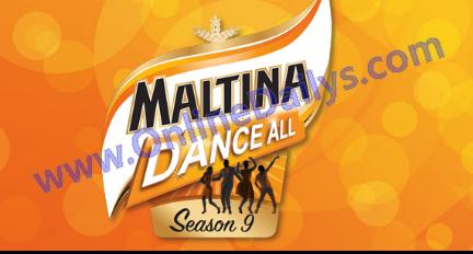 Maltina Dance All Season 9 Registration Form