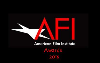 American Film Institute Awards 2016 Nominees