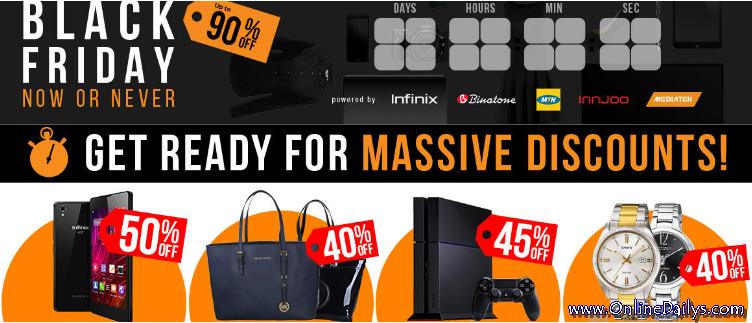 Black Friday 2016 Deals & Sales