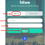 Hitwe Login – Signup with Mobile Here | m.hitwe.com Mobile