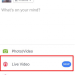 How to do Facebook Live Video Streaming on iPhone and Android