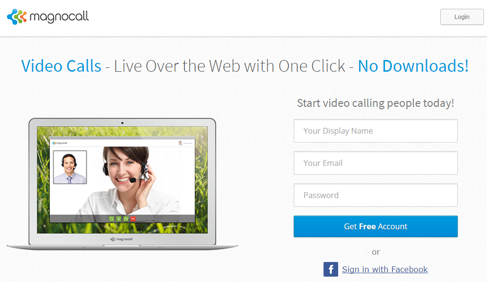 Make Free Video Calls without Downloading Apps