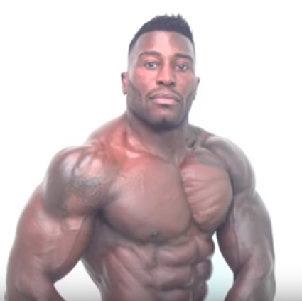 Men World's Best Physique at 40s