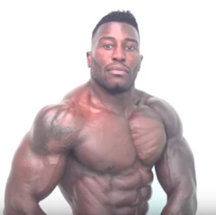 Men World's Best Physique at 40s