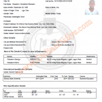 Sample of NYSC Green Card looks like | Uses of NYSC Green Card