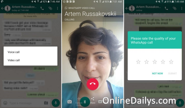 (logo) WhatsApp Video Calling App Download