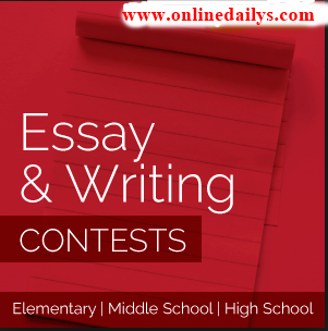 9 Essay Writing Competitions