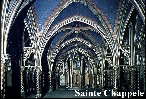 sainte-chappele