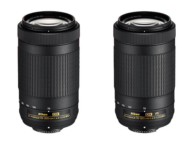 New Nikon super-telephoto zooms