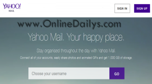 www.YahooMail.com - Yahoo Mail Create Account