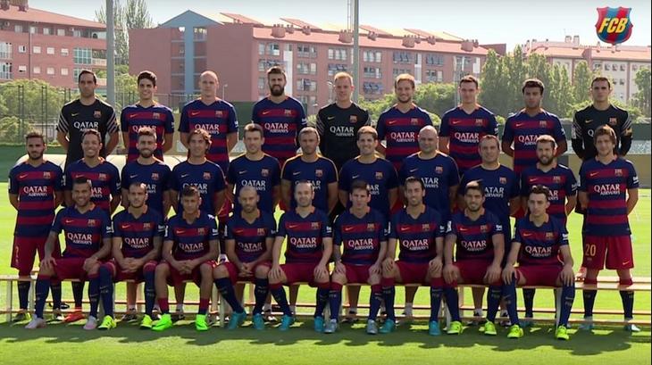 FC Barcelona 2017/18 Pre-Season Fixtures
