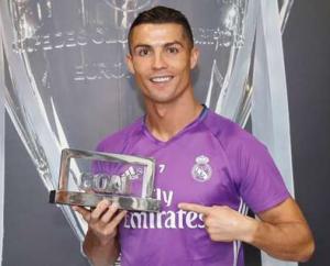 Goal 50 Award