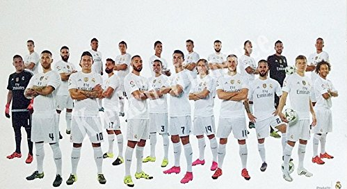 Real Madrid Players Weekly Salary