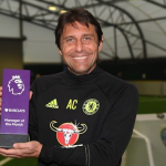 Conte Wins 3rd Consecutive ManagerOf The Month Award | Sets PL Record