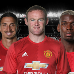 Manchester United Players Weekly Salary 2016/17 Update