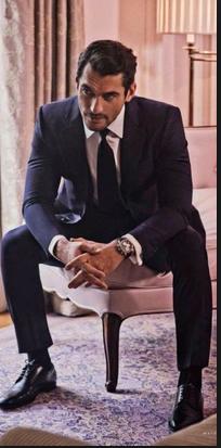 suitunbutton Suit Rules For Men