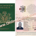 Requirements to Apply for Nigeria International Passport