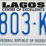 Lagos State Government Releases Website For Plate Number Verification