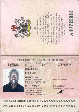 how to change the date of birth in passport