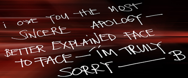 Relationship Tips: Effective Apology Techniques