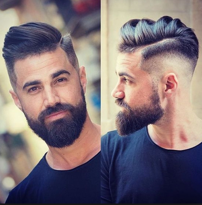 Online dating beards