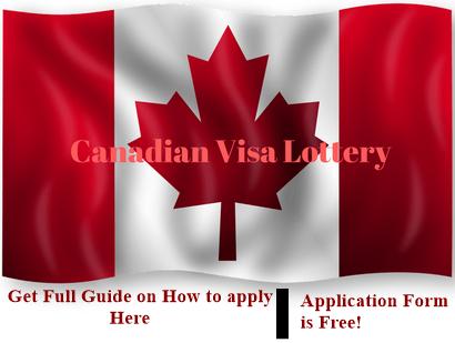 Logo: Canadian Visa Lottery