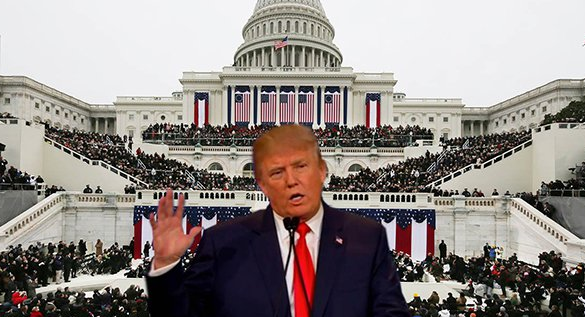 Complete Schedule For Donald Trump's Inauguration