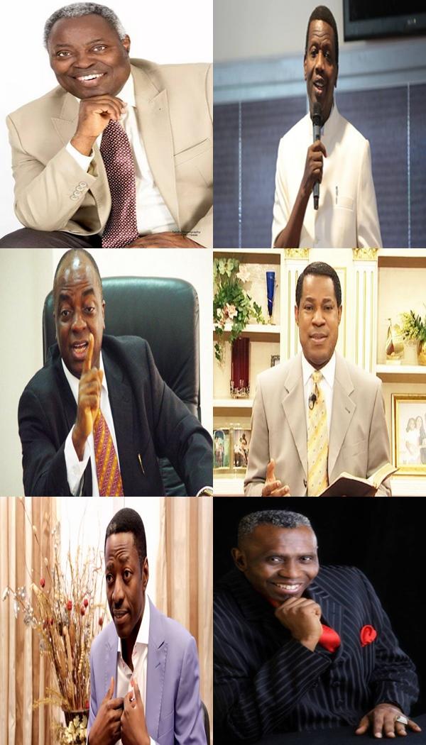 Longest Serving General Overseers In Nigerian Churches