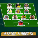 CAF 2016 African Best Eleven | No Nigerian Included