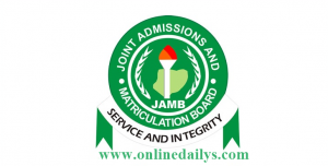 Jamb New Policy For Admission 2017/18
