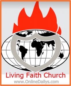 Living Faith Church logo