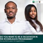 CodeLagos Programme: Application For Facilitators