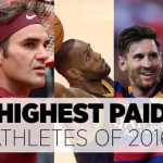 Forbes 2016 World's Highest-Earning Sportsman